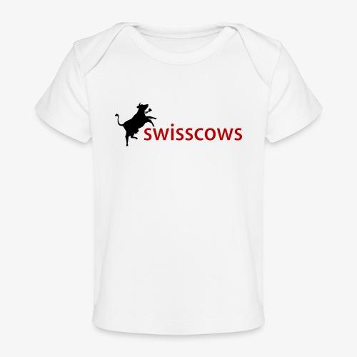 Swisscows - Baby Bio-T-Shirt