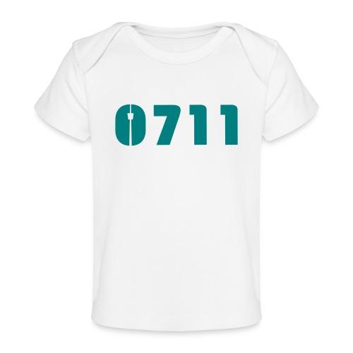 Baby-Mütze Stuttgart-0711 - Baby Bio-T-Shirt