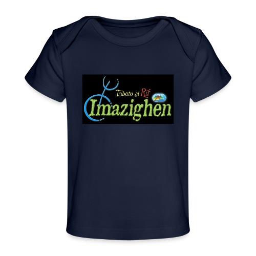 Imazighen ithran rif - Baby bio-T-shirt