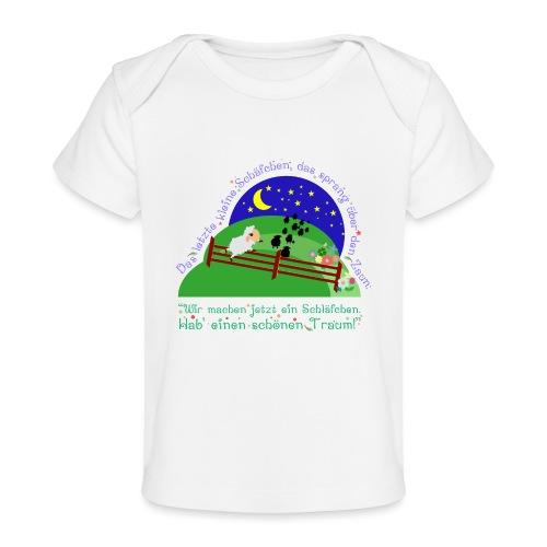Schäfchen - Baby Bio-T-Shirt