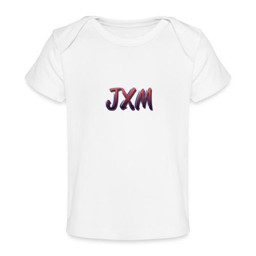 JXM Logo - Organic Baby T-Shirt