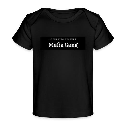 Mafia Gang - Nouvelle marque de vêtements - T-shirt bio Bébé