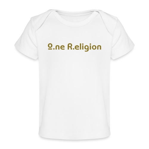 O.ne R.eligion Only - T-shirt bio Bébé