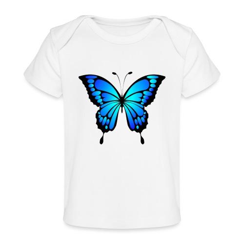 Mariposa - Camiseta orgánica para bebé
