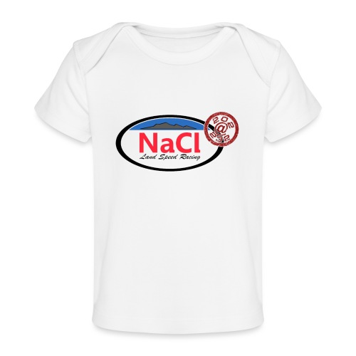 Logo NaCl - T-shirt bio Bébé
