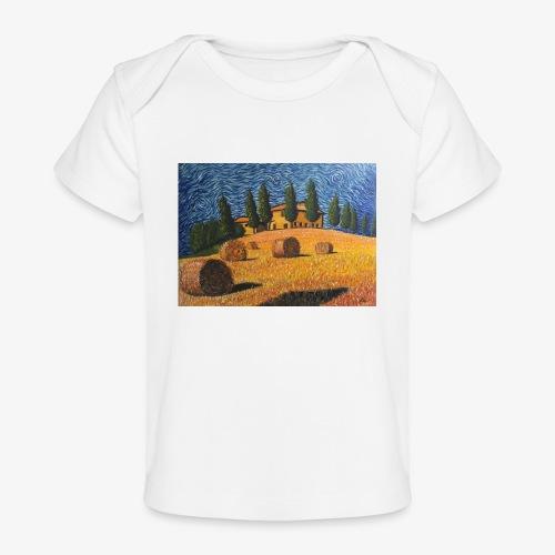 tuscany - Organic Baby T-Shirt