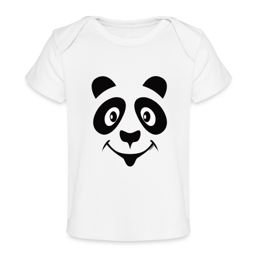 PANDA LOOK Textile and Gift Products FP10-52 - Vauvojen luomu-t-paita