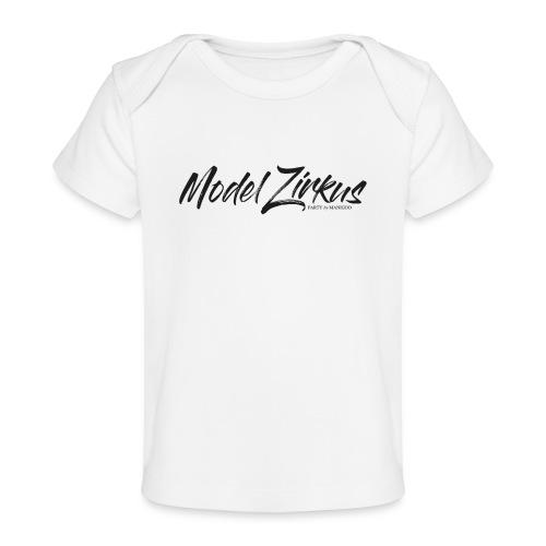 ModelZirkus V1 - Baby Bio-T-Shirt