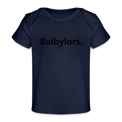Baibylors. - Baby bio-T-shirt