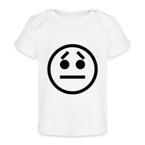 EMOJI 17 - T-shirt bio Bébé
