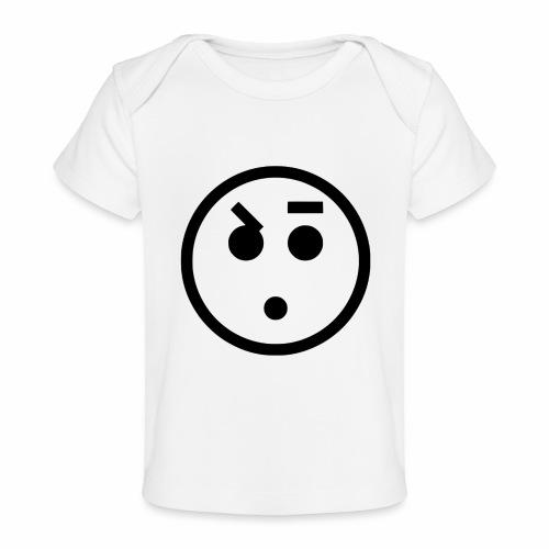 EMOJI 18 - T-shirt bio Bébé