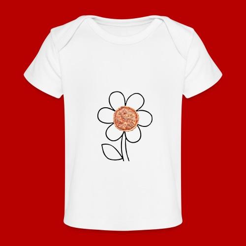 Pizzaflower Edition - Baby Bio-T-Shirt