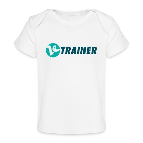 VTRAINER - Camiseta orgánica para bebé