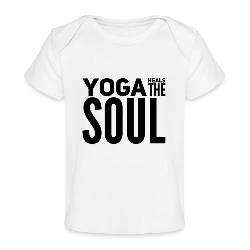yogalover - Baby bio-T-shirt