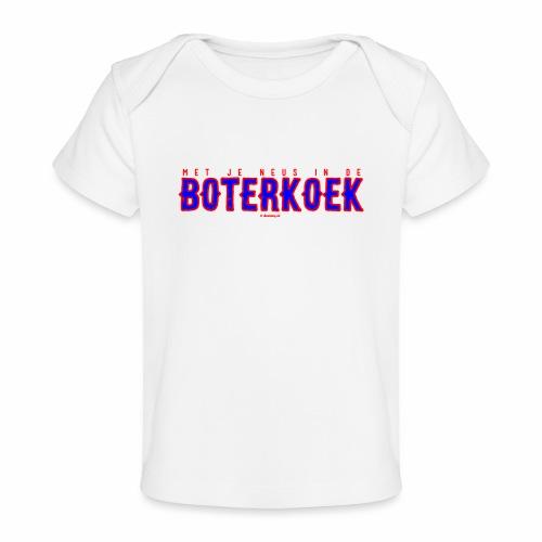 Boterkoek - Baby bio-T-shirt