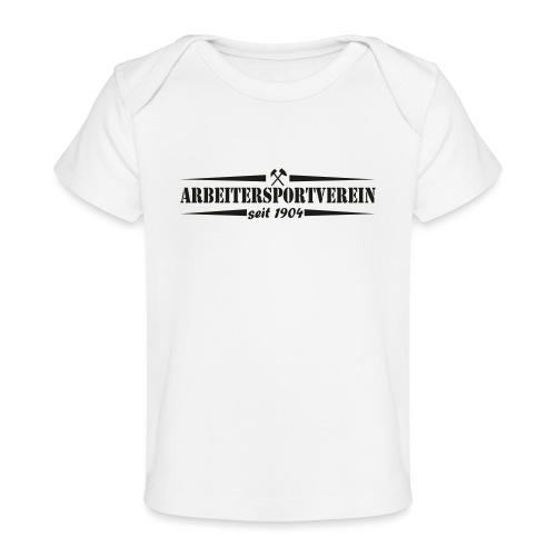 Arbeitersportverein seit 1904 - Baby Bio-T-Shirt