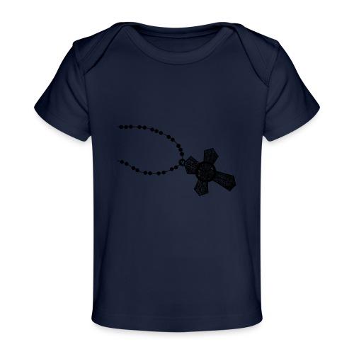 kruis 2 png - Baby bio-T-shirt