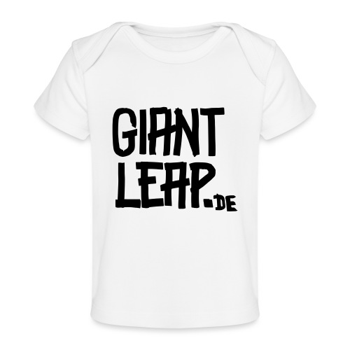 schriftzugMolotow svg - Baby Bio-T-Shirt