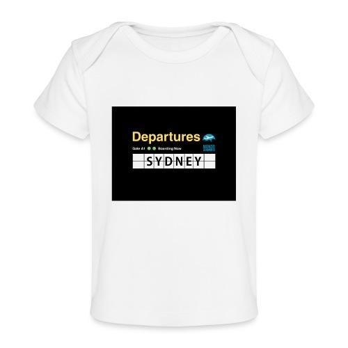 SYDNEY png - Maglietta ecologica per neonato