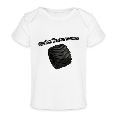 Børne - Pulling - Økologisk T-shirt til baby