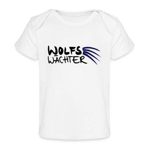 WolfsWächter - Baby Bio-T-Shirt