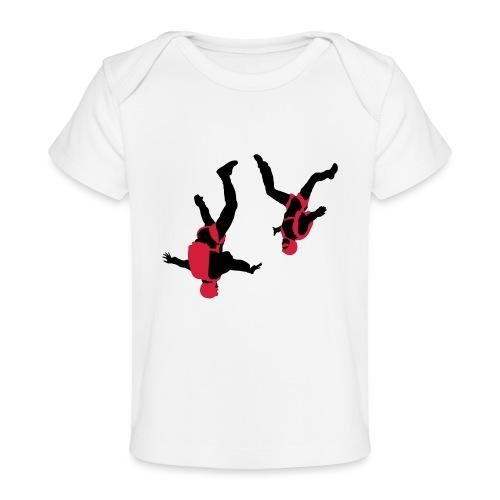 parachutisme Free Fly - T-shirt bio Bébé