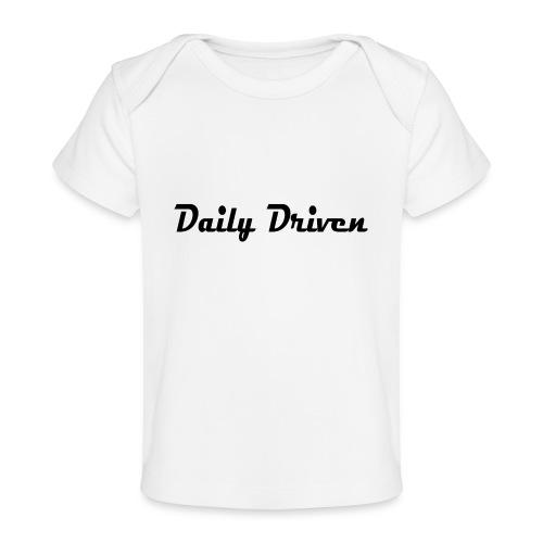 Daily Driven Shirt - Baby bio-T-shirt
