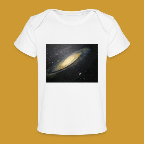 Andromeda - Mark Noble Art - Organic Baby T-Shirt