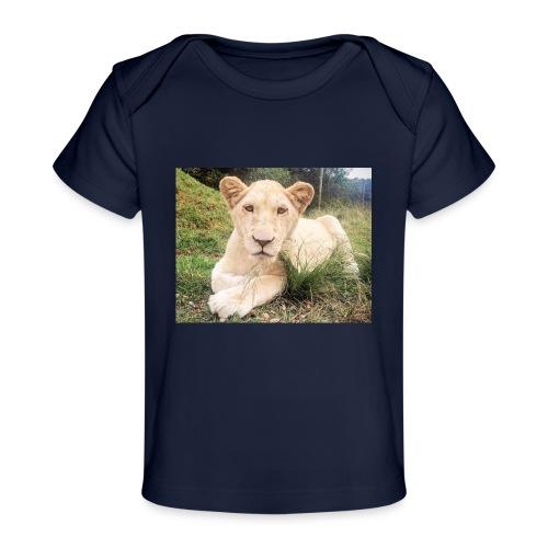 10536 2Cmoomba groot - Organic Baby T-Shirt