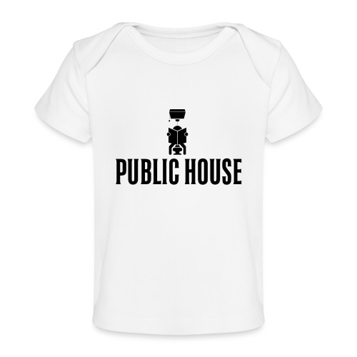 Official Women Shit by Public House - Organic Baby T-Shirt