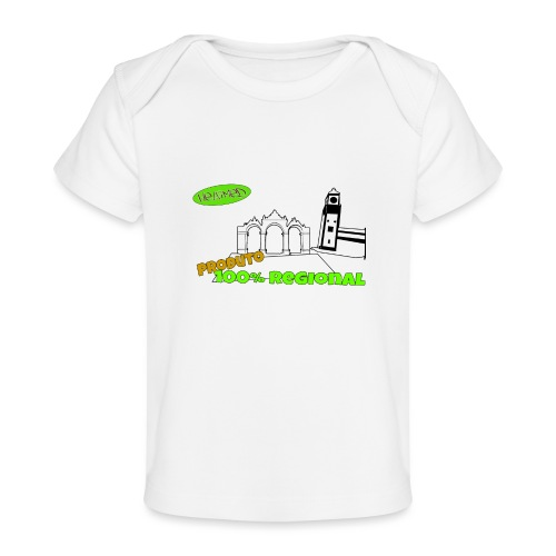 City Gates - Organic Baby T-Shirt