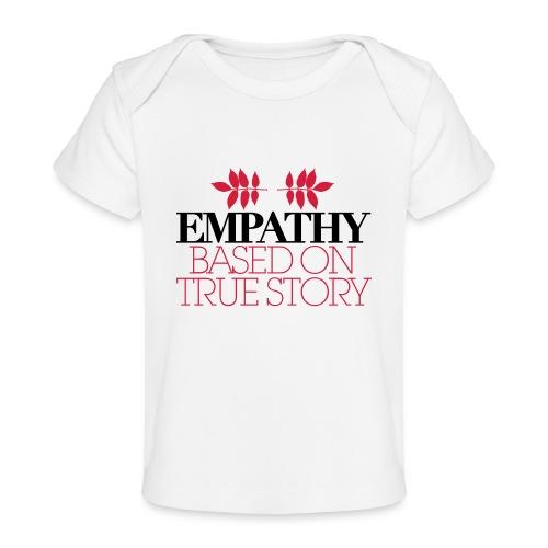 empathy story - Ekologiczna koszulka dla niemowląt