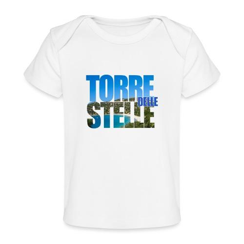 TorreTshirt - Maglietta ecologica per neonato