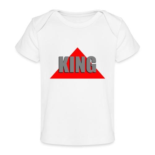 King, by SBDesigns - T-shirt bio Bébé