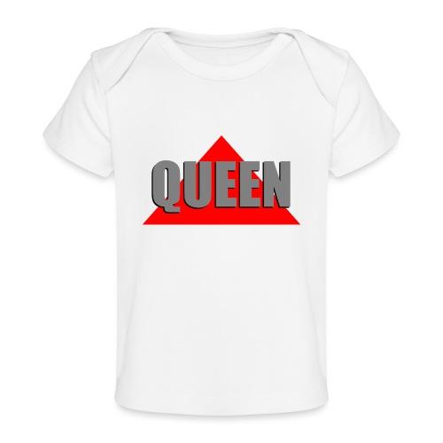 Queen, by SBDesigns - T-shirt bio Bébé