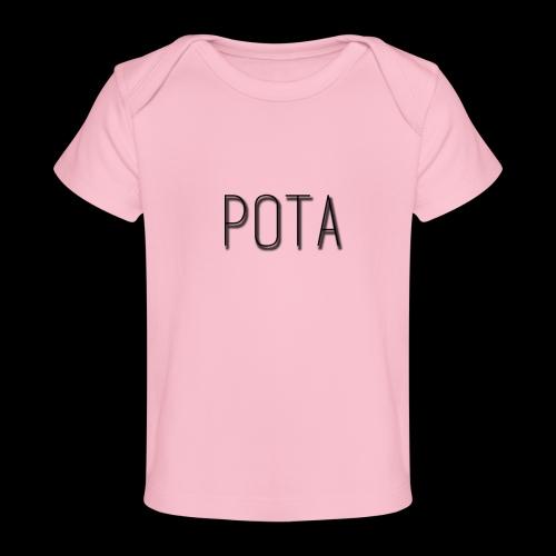 pota2 - Maglietta ecologica per neonato