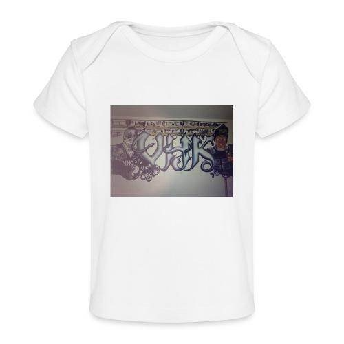 Værebro - Økologisk T-shirt til baby