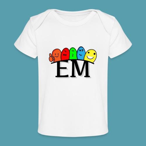 EM - Vauvojen luomu-t-paita