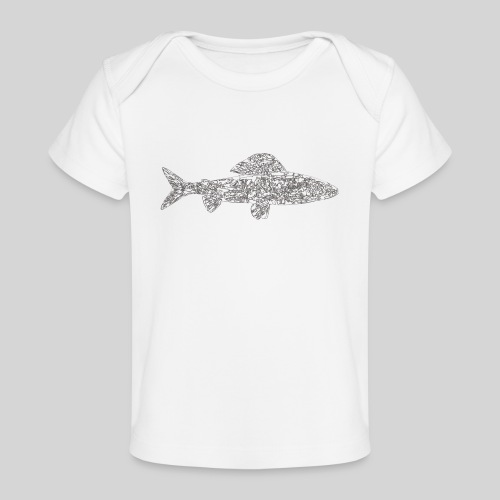 grayling - Vauvojen luomu-t-paita