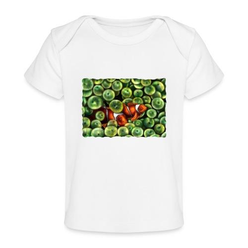 Pesci Pagliaccio - Maglietta ecologica per neonato