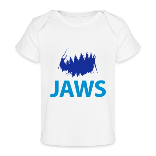 Jaws Dangerous T-Shirt - Organic Baby T-Shirt