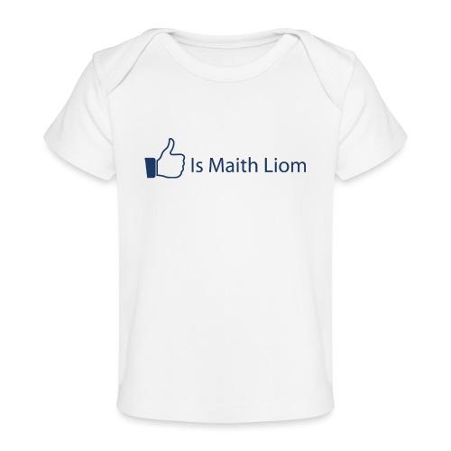 like nobg - Organic Baby T-Shirt