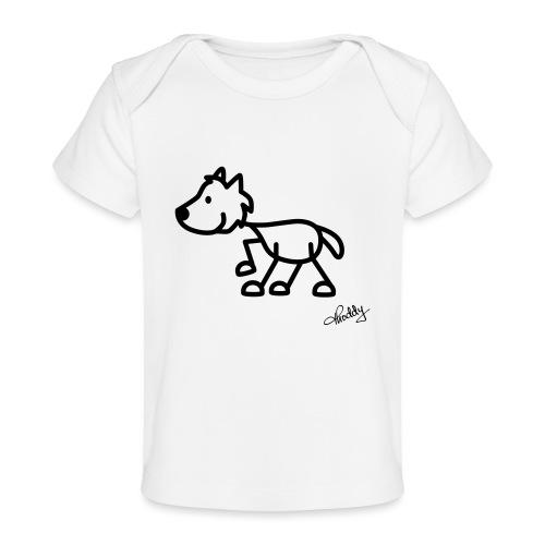 wolf - Baby Bio-T-Shirt