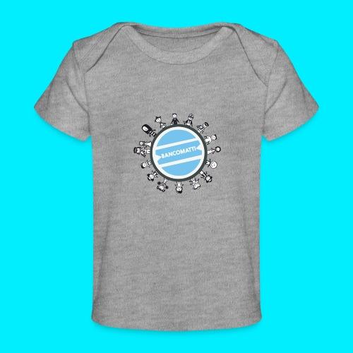 BancoFamily stick - Maglietta ecologica per neonato