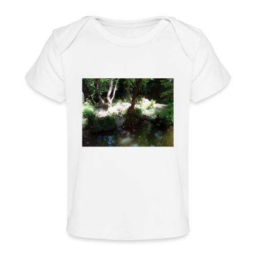 IMG 20180704 134239 - T-shirt bio Bébé