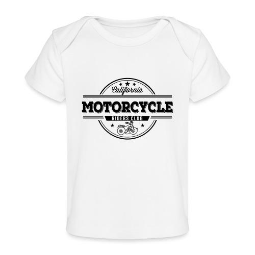 Baby Motorrad - Baby Bio-T-Shirt