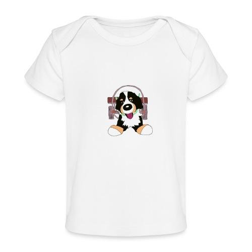 Bernerdrag - Ekologisk T-shirt baby