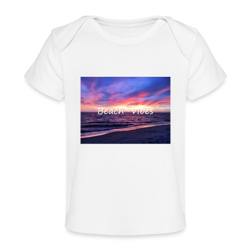 Beach Vibes - Ekologisk T-shirt baby