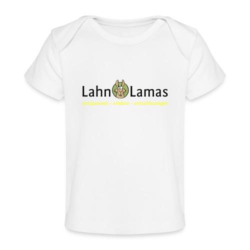 Lahn Lamas - Baby Bio-T-Shirt