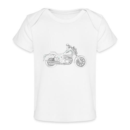 snm daelim daystar outline b png - Baby Bio-T-Shirt
